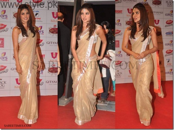 Golden Saree Collection (15)