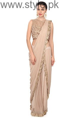 Golden Saree Collection (3)