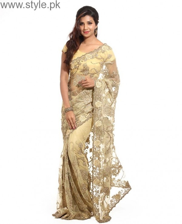 Golden Saree Collection (9)