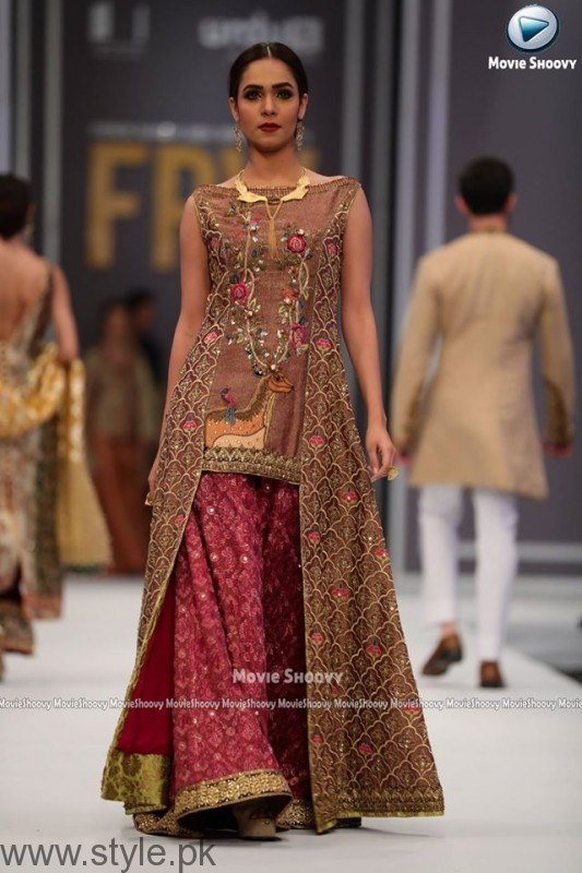 Jeem By Hamza Bukhari At Fashion Pakistan Week 2016 (1)