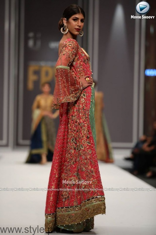 Jeem By Hamza Bukhari At Fashion Pakistan Week 2016 (4)