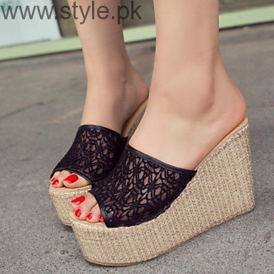 Latest Wedge Heels 2016 (10)