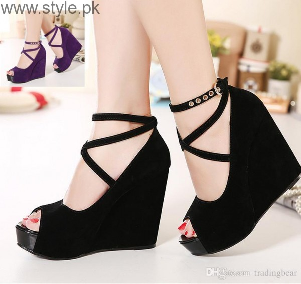 Latest Wedge Heels 2016 (18)