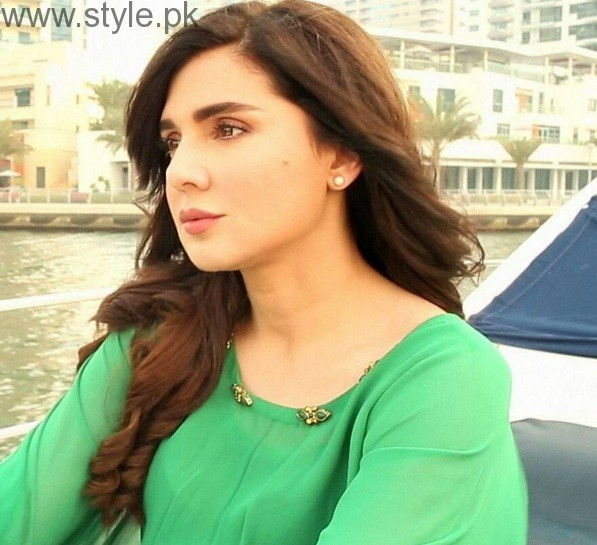 Mahnoor Baloch and Faisal Rehman In Dubai