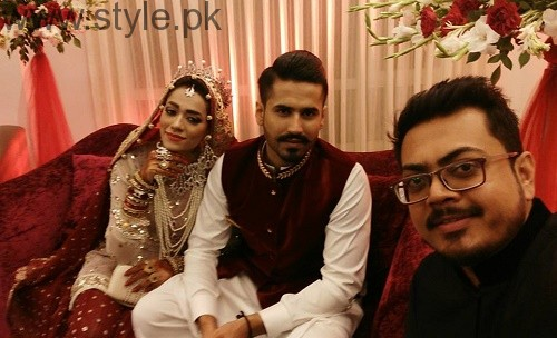 Mathira's Sister Rose Wedding Pictures 13