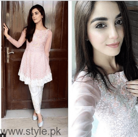 See Maya Ali at Shuakat Khanum Breast Cancer Awareness Campaign