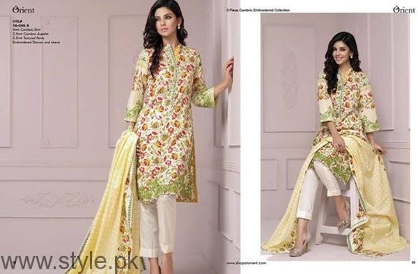 Orient Textiles Sawan Dresses 2016 For Women0013