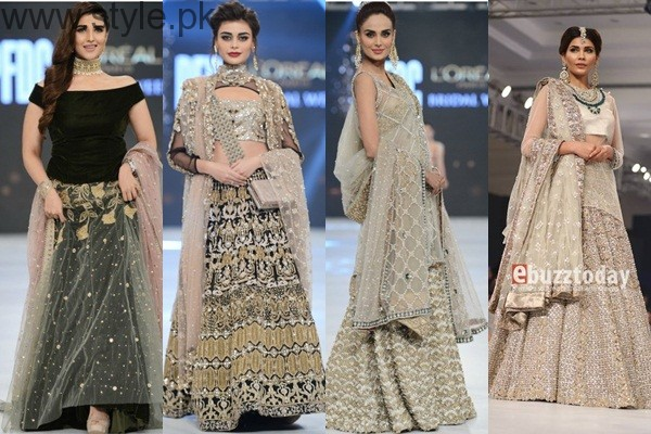 See PFDC L'Oréal Paris Bridal Week 2016 Day 2 Pictures