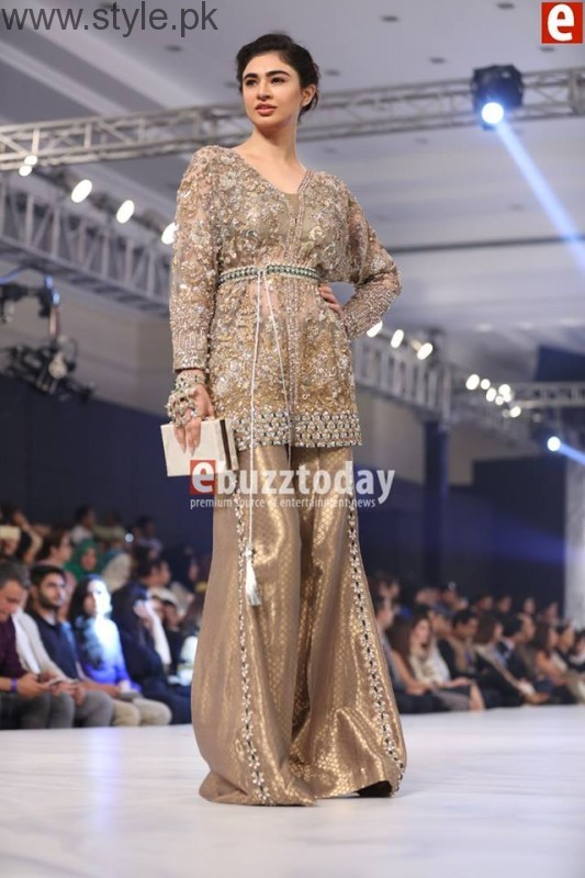PFDC L'Oréal Paris Bridal Week 2016 Day 2 Pictures (18)