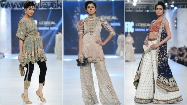 PFDC L'Oréal Paris Bridal Week 2016 Day 2 Pictures (2)
