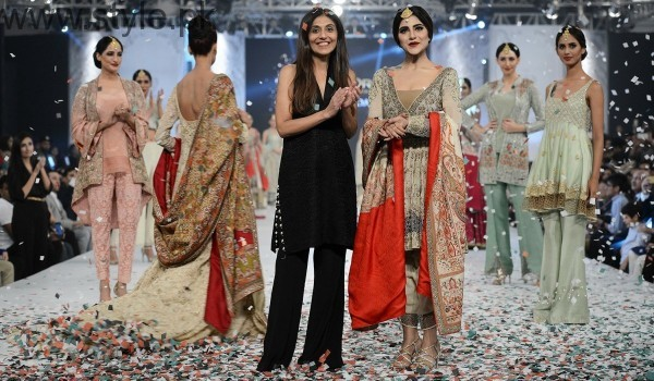 PFDC L'Oréal Paris Bridal Week 2016 Day 2 Pictures (6)