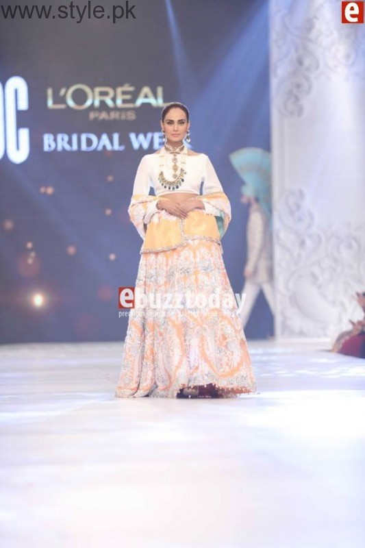 PFDC L'Oréal Paris Bridal Week 2016 Day 3 Pictures (24)