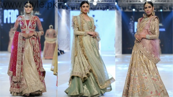 PFDC L'Oréal Paris Bridal Week 2016 Day 3 Pictures (4)