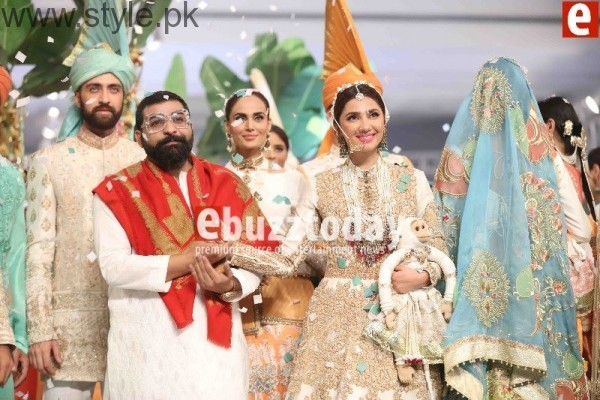 PFDC L'Oréal Paris Bridal Week 2016 Day 3 Pictures (7)