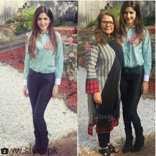Recent Pictures of Mawra Hocane from Australia Tour (9)