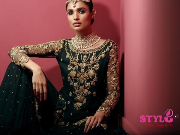Rozina Munib's Bridal Dresses Pictures (1)
