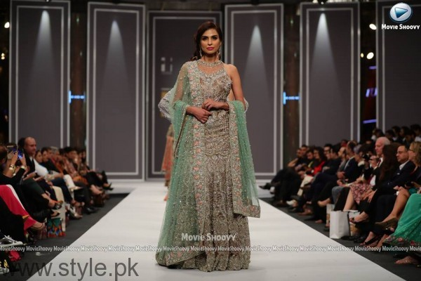 Sana Suffuse Collection At Fashion Pakistan Week 2016