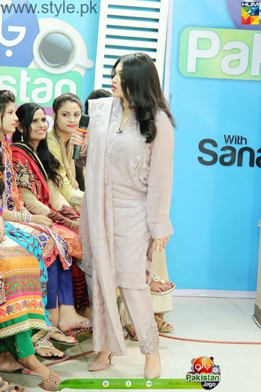 Sanam Jung's Khala confirmed that Sanam is pregnant (6)