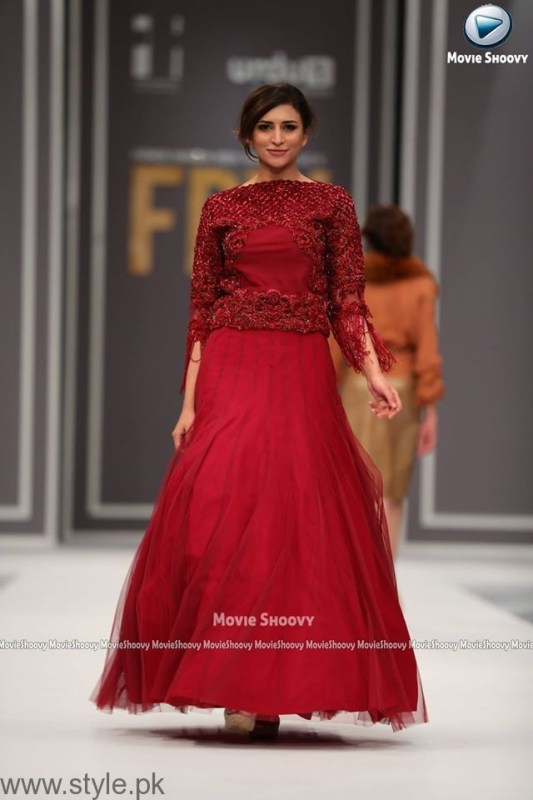 Sobia Nazir Collection at FPW2016 (2)