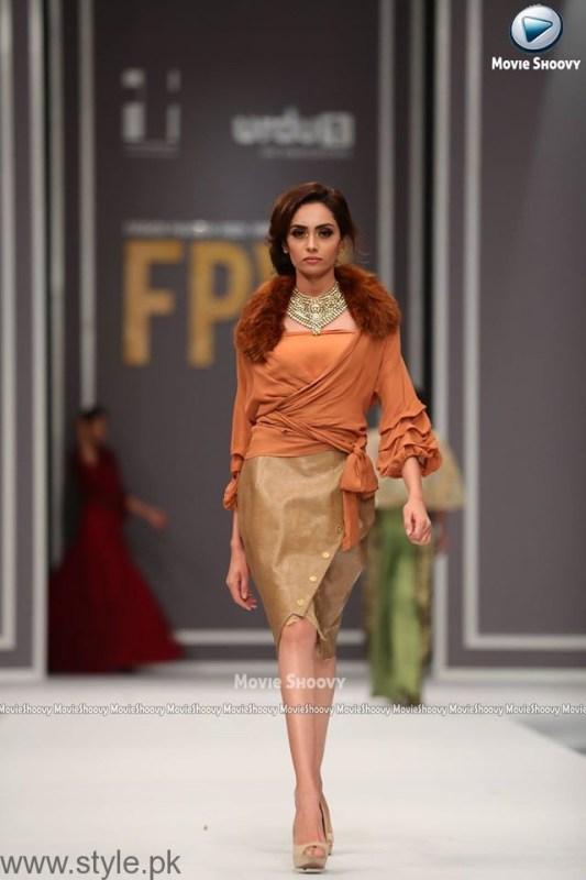 Sobia Nazir Collection at Fashion Pakistan Week 2016