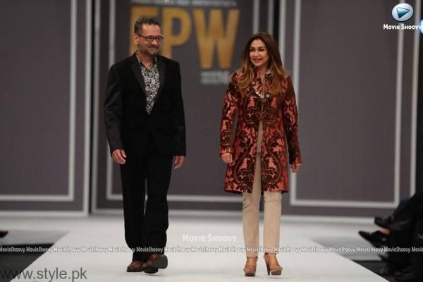 Urdu Presents Kosem Sultan at FPW2016
