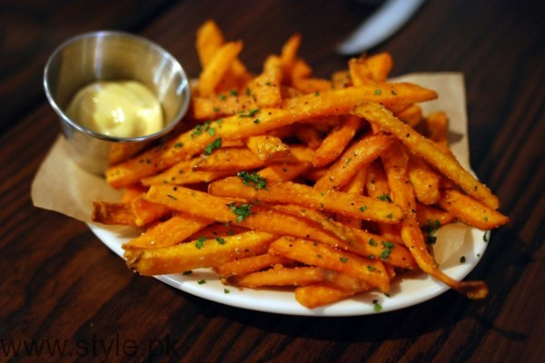 See5 Healthy substitutes for French Fries