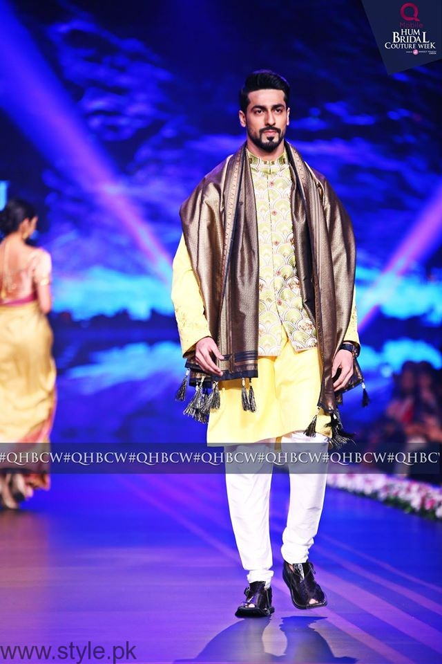 Anwaar Khawar - Bridal Couture Week 2016 Day 2