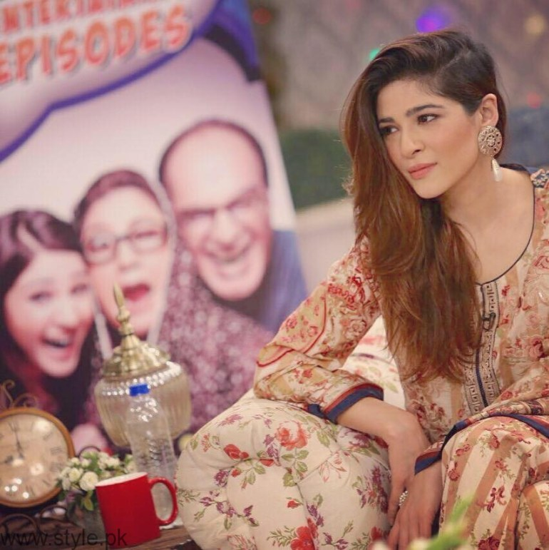 Ayesha Omer - Pakistani stunning actor and VJ