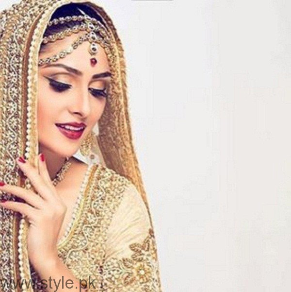 Ayeza Khan Bridal Shoot 2016