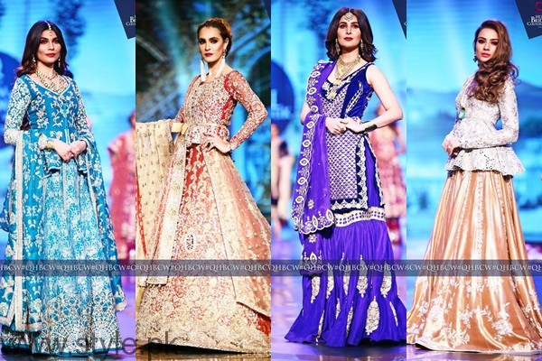 See Best Bridal Dresses at Bridal Couture Week 2016
