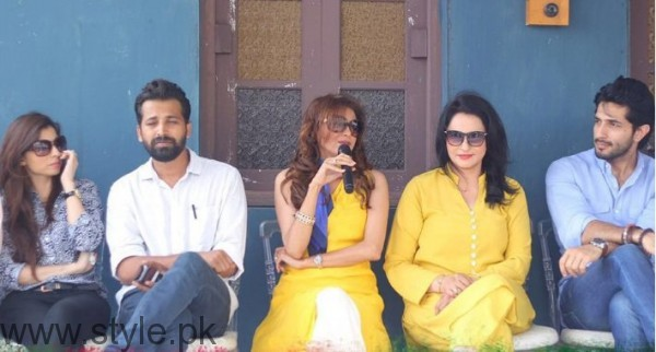 Celebrities at Press Conference of Rangreza (4)