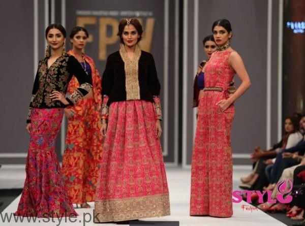 FnkAsia by Huma Adnan at Fashion Pakistan Week 2016 (1)