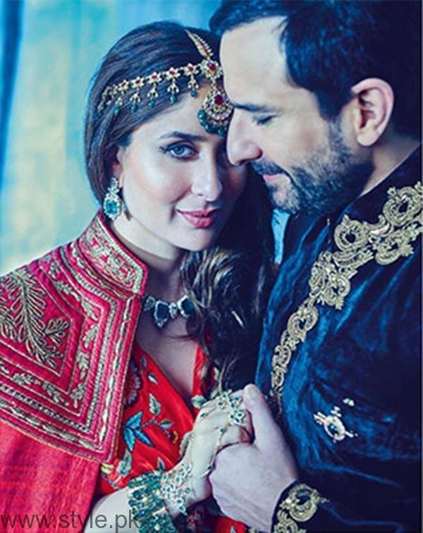 Kareena Kapoor and Saif Ali Khan's recent photoshoot (5)