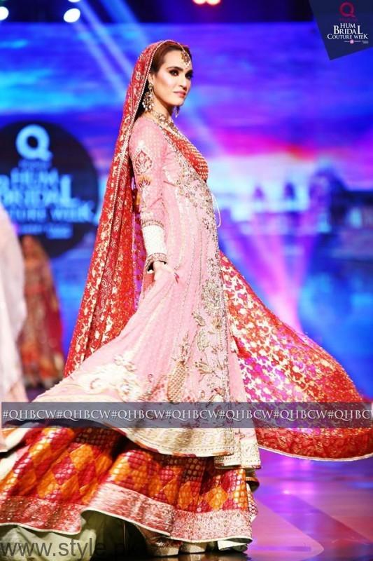 Mehndi Dresses at Bridal Couture Week 2016 (4)
