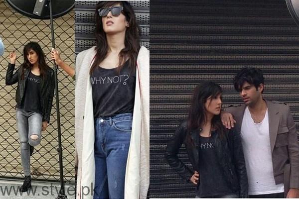 Seee Mira Sethi's latest photoshoot