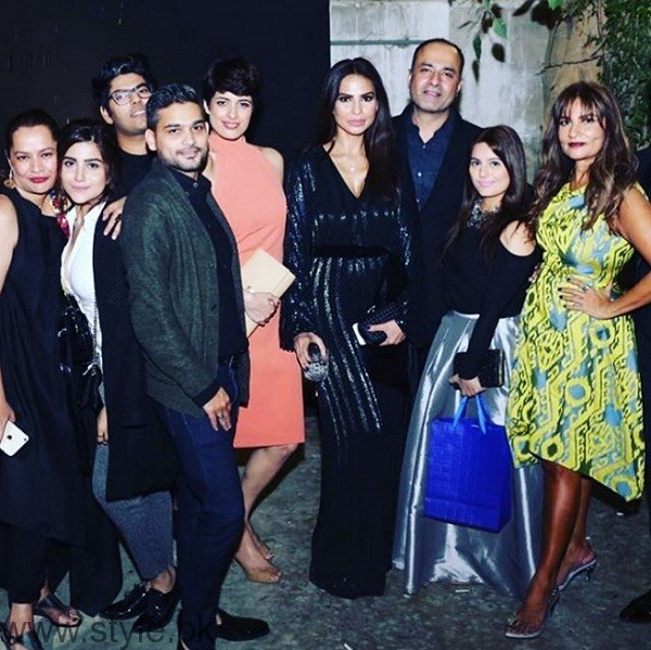 Pakistani Celebrities at Hassan Sheheryar Yasin Party