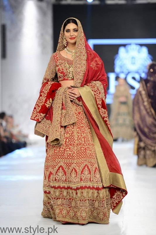Pakistan's Best Bridal Wear Designers this Season (19)