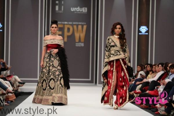 Shehla Chatoor Fashion Pakistan Week 2016 Day 2 (1)