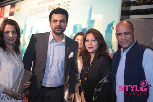 Vasay Chaudhry at Star-studded premieres for Dobara Phir Se