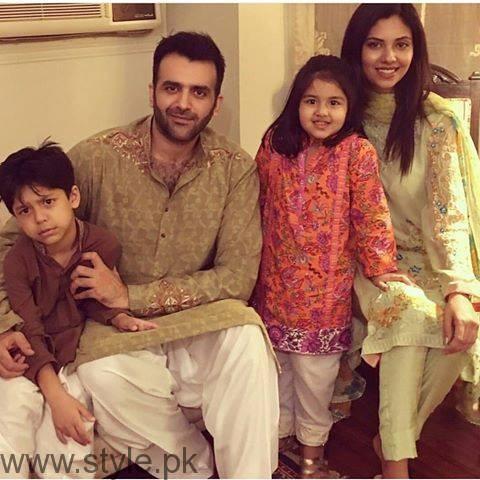 SunitaMarshall and Kids