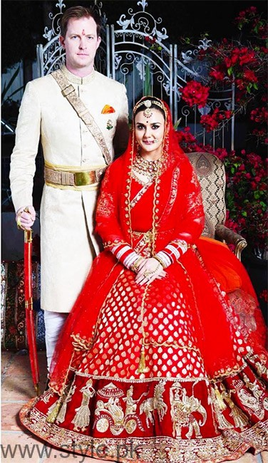 Top 7 Celebrities who got married in 2016 (5)