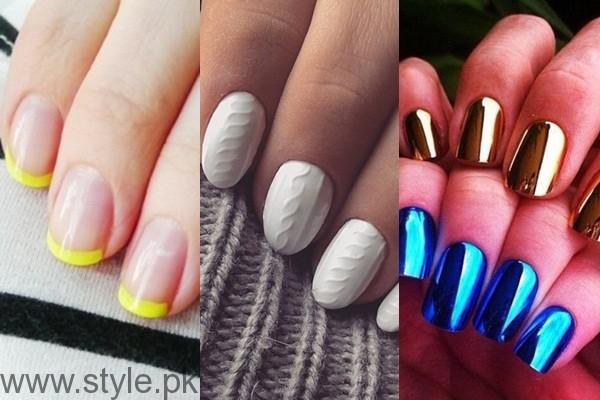 See Winter Nail Polish Trends