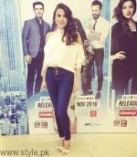 Zoe Viccaji at Dobara Phir Se Karachi Premiere