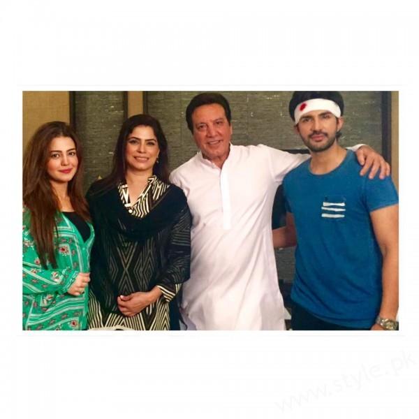 Actress Zara Abbas Profile, Pictures and Dramas (4)