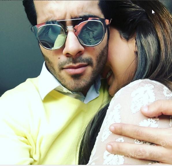 Ayesha Khan and Feroze Khan is a new on Screen couple (2)