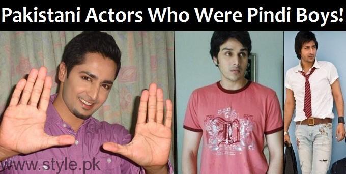 Pakistani Actors Pindi Boys
