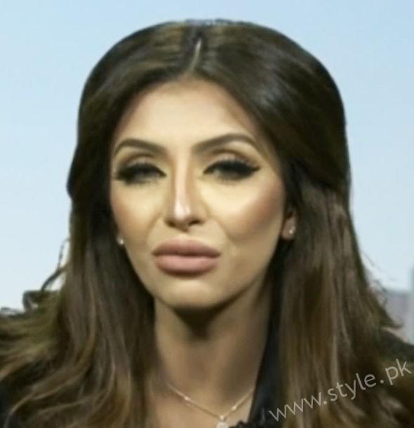 Faryal Makhdoom Plastic Surgery