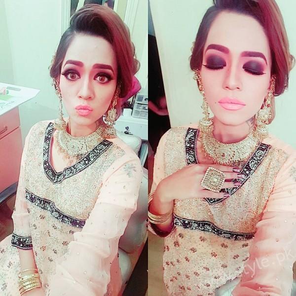 Feroza Mohammad Bridal Beauty Shoot  (2)