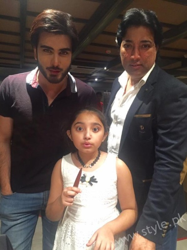 Javeria Saud Daughter Birthday 5
