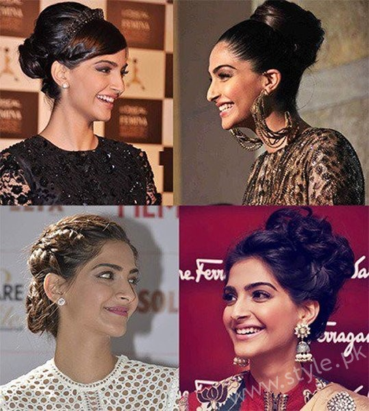 List Of Indian Actresses Who Rocked The Bun003